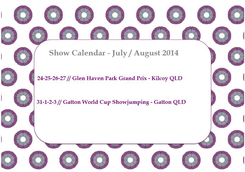 new calendar 2014
