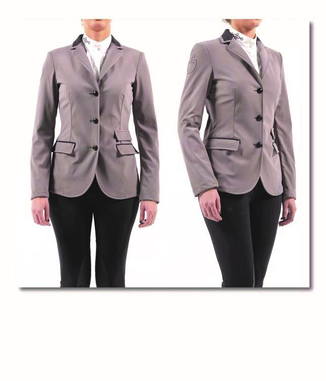 New grey show jacket